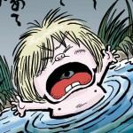 妖怪大図鑑〜其の弐拾九 オヤ泣き