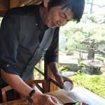 和歌山自慢 ワッフルに乗せ ベルクライン・純喫茶リエール 斎藤晋也社長