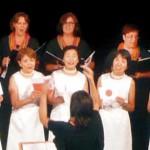 国境越える歌声 プラム・ウメ・コーラス ポーランドで交流