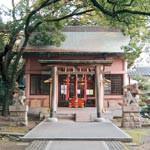 吉宗遺産 ③扇ノ芝と刺田比古神社