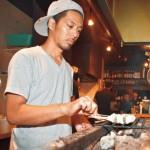刺身で出せる鶏 求めて 紀州鴨と赤鶏の食べ処 楽  太田隼人オーナー