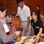 和歌山県産品輸出増へ バイヤーへPR