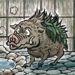 妖怪大図鑑 其の参捨九〜猪笹王