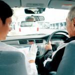 高齢ドライバーの事故防げ