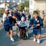 地域防災支える小中学生