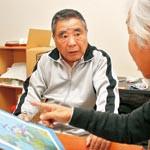 福島第一原発事故から避難 佐藤勉・和子夫妻が帰郷