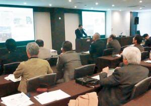 日本ガーデンセラピー協会が初セミナー