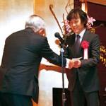 大桑教育文化振興財団 奨励賞は島田さん、田中さん