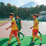 月刊アルテリーヴォ〜別れの季節に〝ガチ〟紅白戦