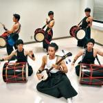 夢と地元愛 響く和太鼓〜若手演奏家集団「IKORA」