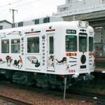 たま・おもちゃ コラボ電車が初登場
