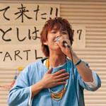 和歌山代表する歌手夢見て 井野利治さん初の帰省ライブ