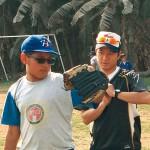 南米・ペルーで野球指導