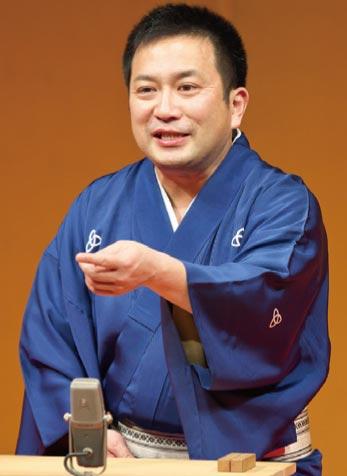 吉弥が米朝作の人情噺披露