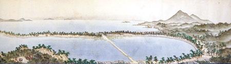 絵図にみる紀州の風景
