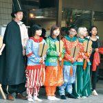 和歌祭 350年ぶり唐人行列