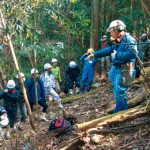 環境 地域守る「企業の森」