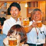 ええ塩梅のビール「和歌山に乾杯」