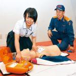 AEDがやって来る社会に