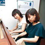 兼子・𠮷田ペア ピアノ連弾国際コン2位