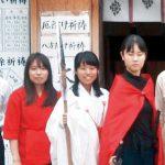 雑賀衆テーマに矢宮神社で演劇