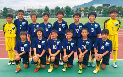 海南FCジュニア 全日本フットサル初出場