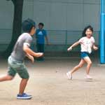 よくする法案〜子どもは毎日1時間、外で遊ぶ