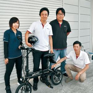 和歌山発「自転車+電動バイク」出資1億円集める