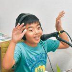 名草小 中村くん ネットラジオで番組進行