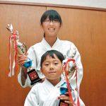 日本拳法総合選手権 横田選手 3度目V