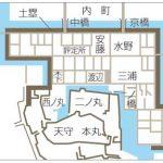 三ノ丸と総構え 城中枢部を守る屋敷群