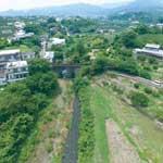 紀の川平野潤す小田井用水路