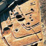 中世の城館「東城」跡が出土