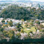 江戸城を模した二ノ丸 徳川藩政の中心