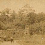紀州百景⑤和歌山城(明治初期)