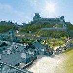 江戸期の和歌山城散策 VRゴーグル貸し出し