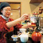毎日感動を届けたい〜和茶縁オーナー 杉岡左知子さん(58)