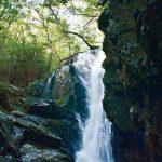 滝物語㉖ 信仰の山に九州の女神〜お姫滝(姫川滝)(串本町)