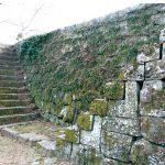 石段にみる加工技術の進歩 累上に上る「雁木」