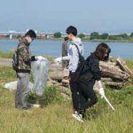 太洋工業の100人 公園でゴミ拾い