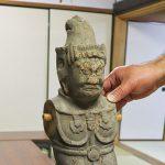 春日神社所有の仏像初公開