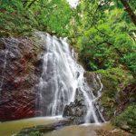 滝物語㊵ 村人に祀られた老婆〜姥ヶ滝(有田川町)