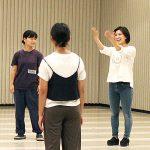 演劇大学に体験入学