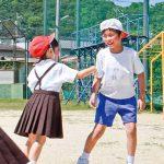 黒江小学校 わくわくタイムに交流