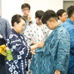 日本文化で日台交流