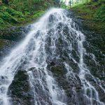 滝物語㊹ 滝壺に現れた観音像〜菱の滝(印南町)