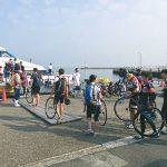 淡路島サイクリング より近く