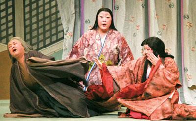 和歌山市民オペラ協会「末摘花」
