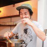 毎日食べられるハヤシライス〜CAFE884 林勇記さん