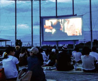 潮風香る加太でKisssh—Kissssssh映画祭